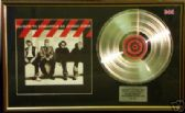U2 - How to dismantle an  atomic -Platinum Disc & cover